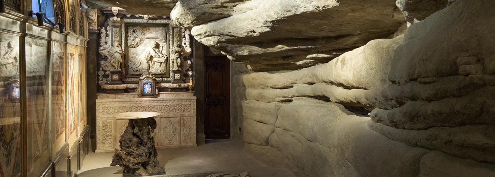 La cova de Sant Ignasi